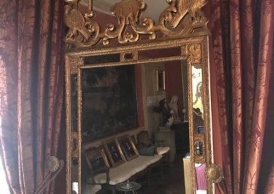 Miroir fronton 1