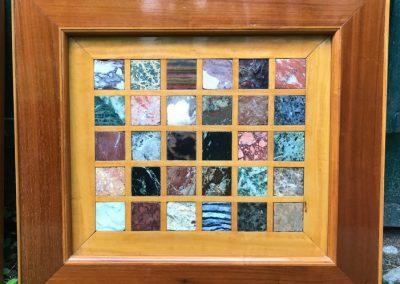 Echantillons de marbres 2