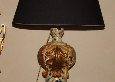 Lampe polychrome 1