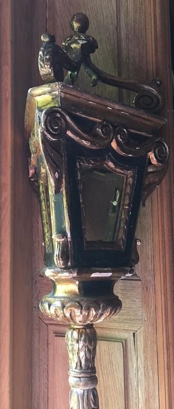 Paire de lanternes vénitiennes 4
