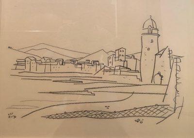 Dessin Collioure (3)