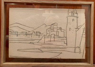 Dessin Collioure (7)