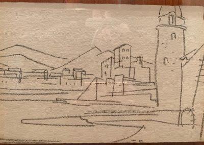 Dessin Collioure (8)