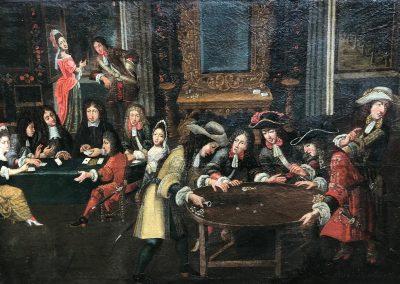 Tableau joueurs de cartes (6)