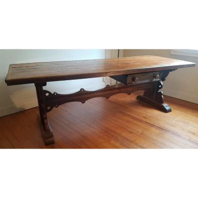 Table bigourdane XIXème