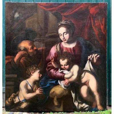 Tableau H/T La Sainte Famille
