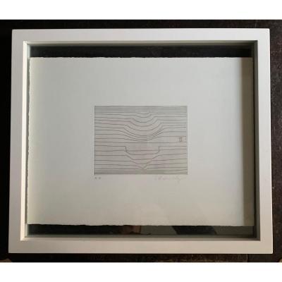 Composition cinétique de Victor Vasarelly